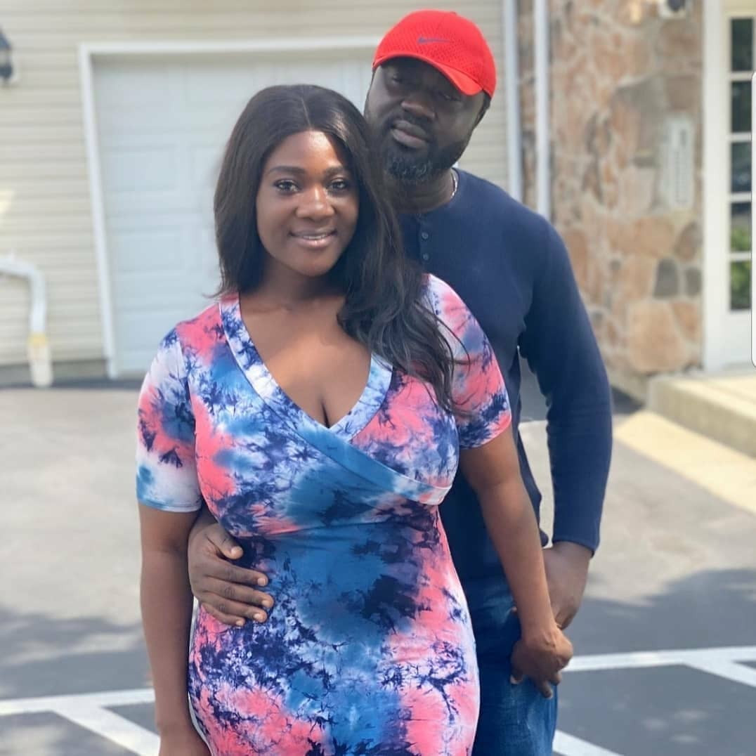 Lovely new photos of actress, Mercy Johnson-Okojie and her family