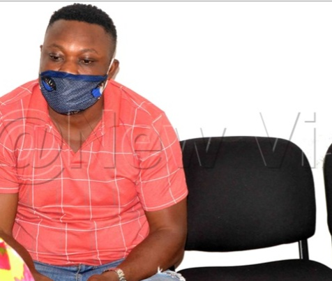 Nigerian man charged in Uganda after allegedly being in possession of cocaine valued at