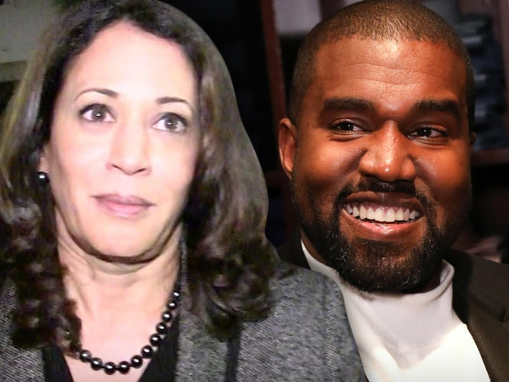 ??It?s an honour to run against you? -  Kanye West congratulates Kamala Harris on democratic VP nomination while calling himself ?future president