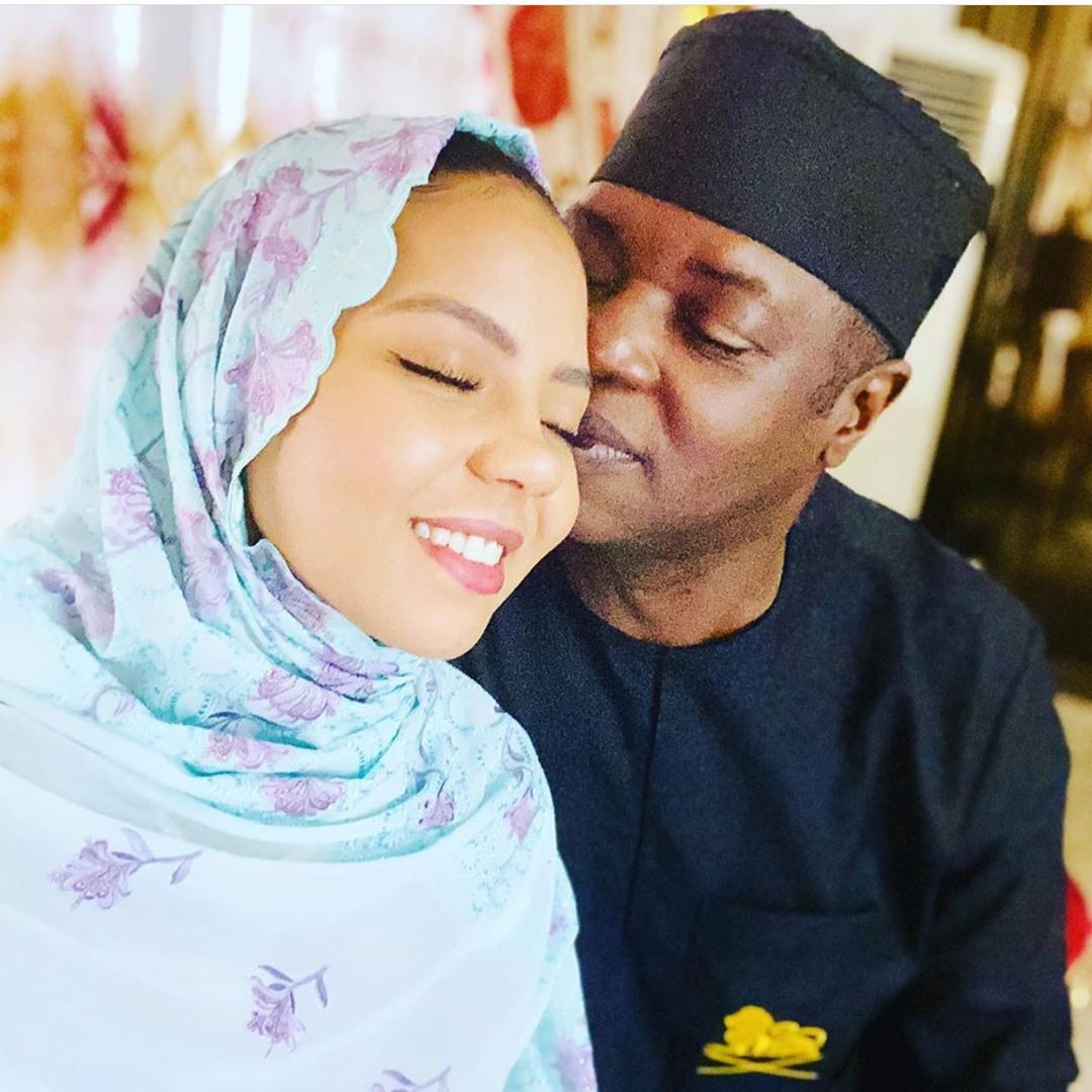 Photos and videos from the welcome party of billionaire daughter, Adama Indimi and her husband in Kogi