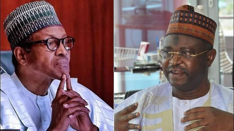 Leave Buhari out of your issue - Presidency tells Na