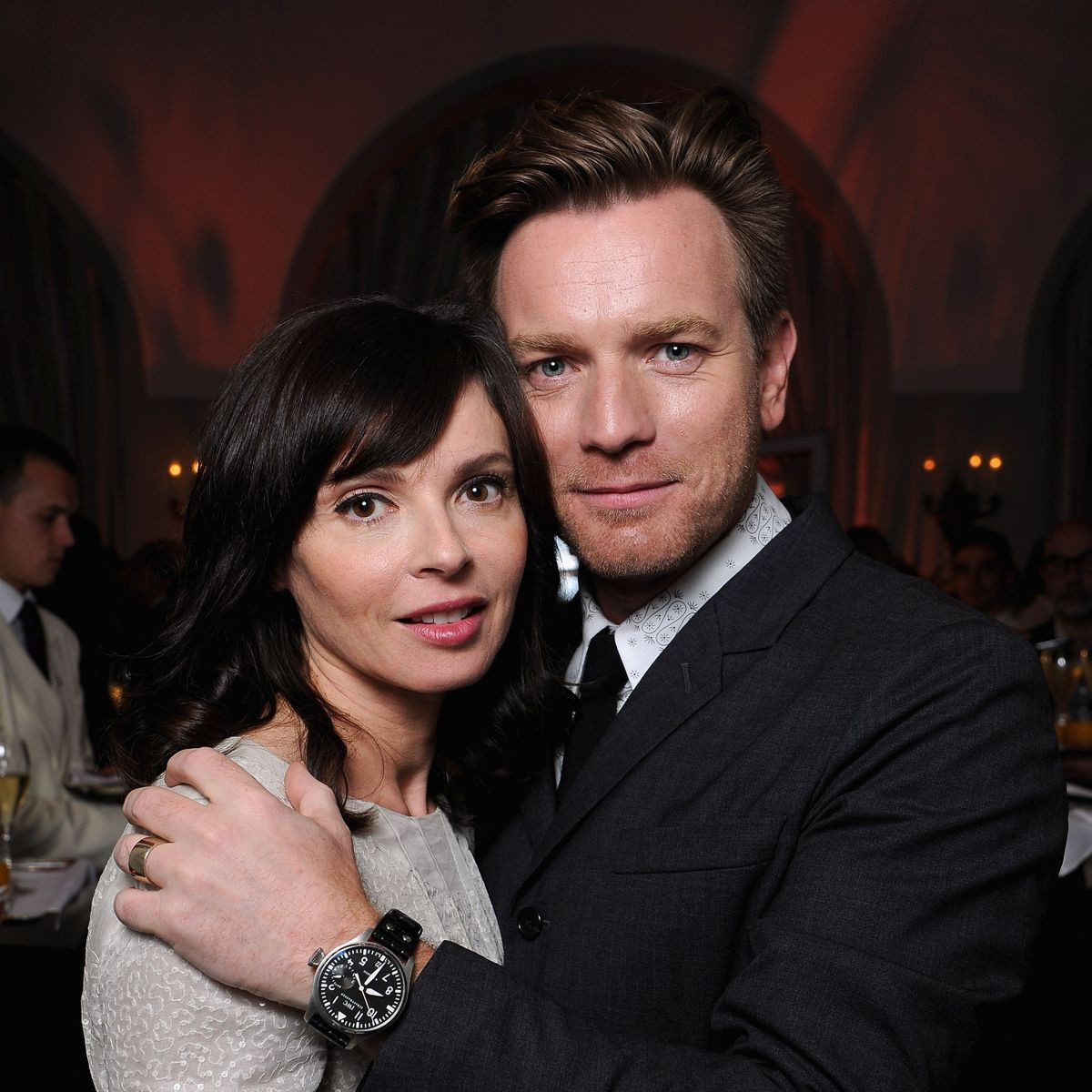 ?Star Wars? actor Ewan McGregor to give ex-wife half of his fortune