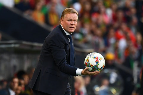 "Netherlands manager, Ronald Koeman set to become next Barcelona coach after Quique Setien ""sacking"""