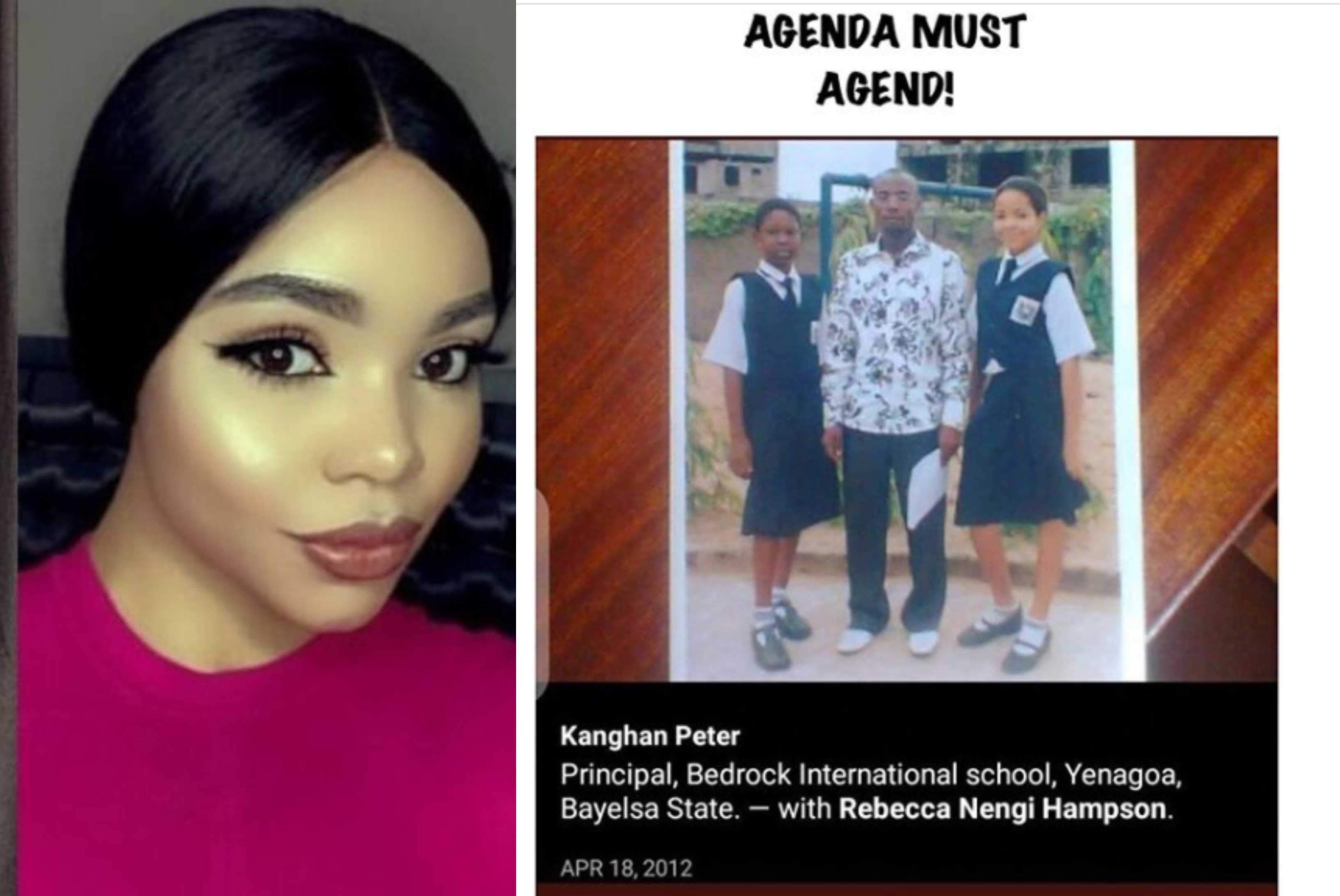 #BBNaija: Throwback photo of Nengi in secondary school amid age dispute
