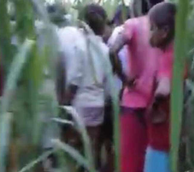 13-year-old girl is raped and strangled to death by