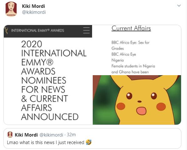 Kiki Mordi