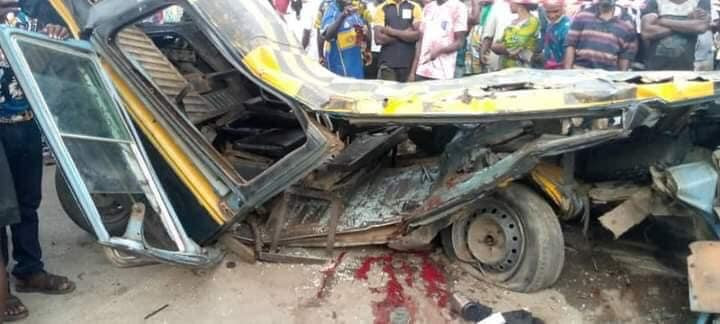 Police arrest owner and driver of the container that crushed FAAN workers to death in Lagos