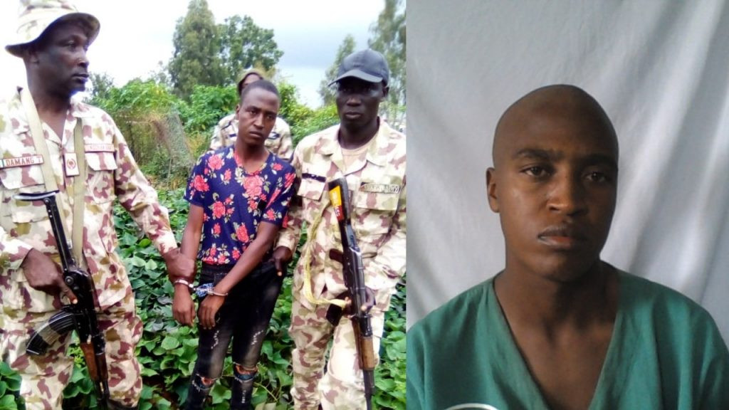 Military taskforce re-arrests escaped prison
