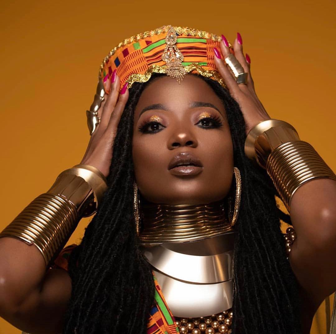 I may never get married - Singer Efya (video)