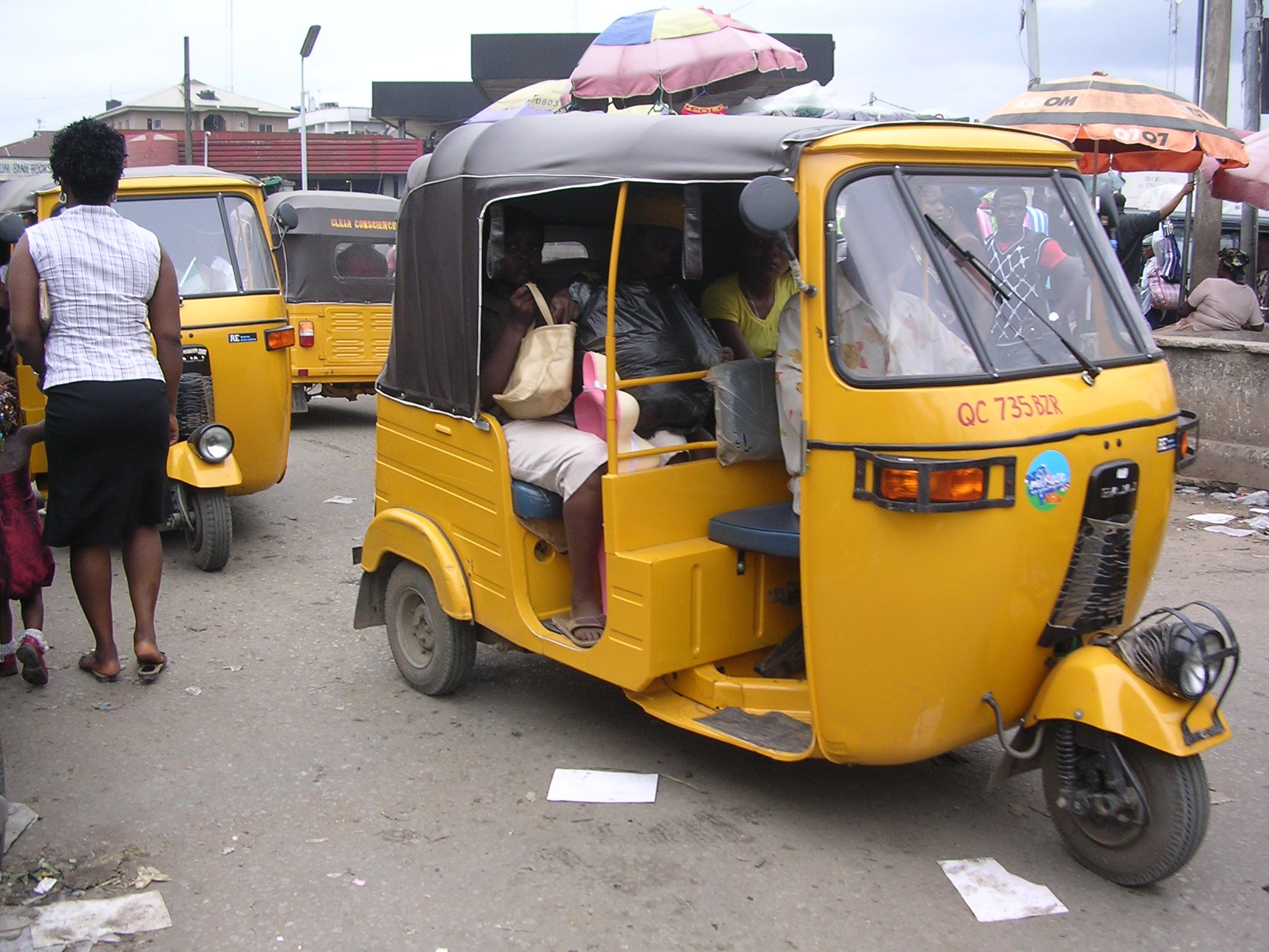 Ebonyi task force members arrested for allegedly brutalizing Keke rider