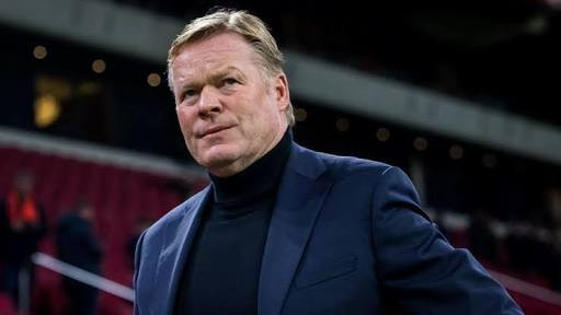 Barcelona announce Ronald Koeman as new club manager