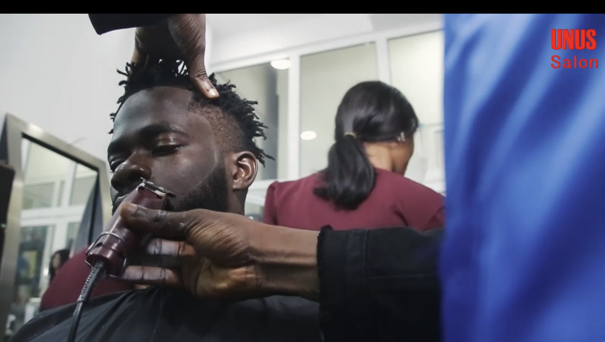 Unus Salon Lekki Rates High For Customer Service Amidst Pandemic