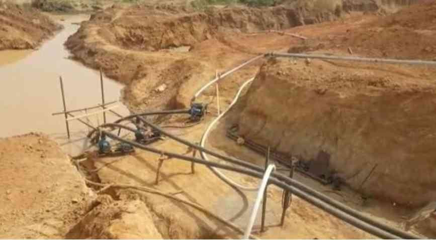 Chinese company polluting water supply in FCT were not granted mining lease - FCT Minister