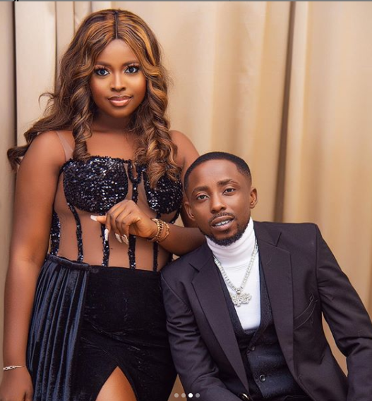 Rapper Erigga set to wed his partner, Morenike