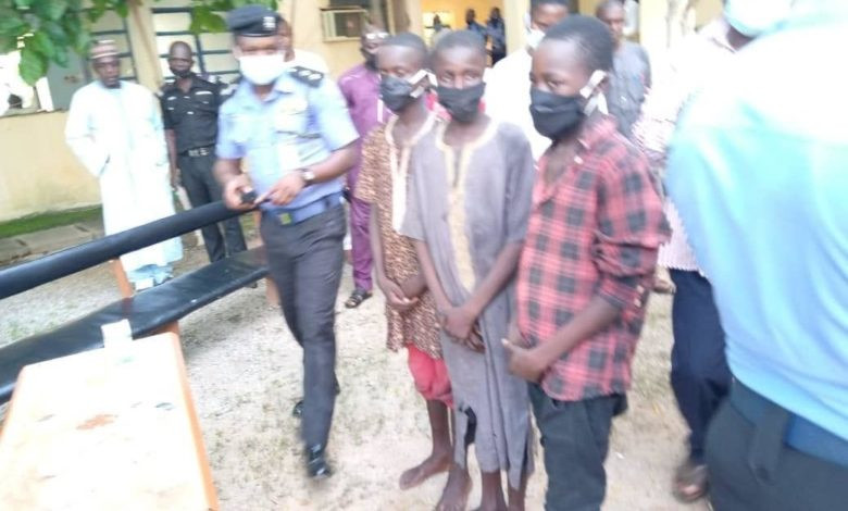 3 teenage boys arrested for allegedly gang-raping and drowning 13-year-old girl in Katsina