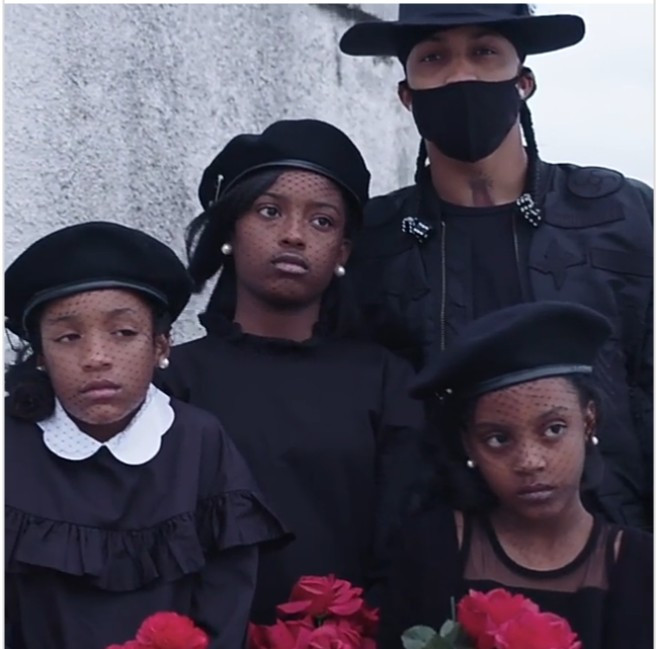 August Alsina opens up about becoming legal guardian to his three nieces after their parents