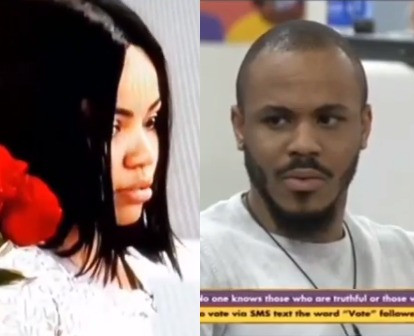 BBNaija: Ozo disappointed as Nengi tells him not to mistake their closeness for a