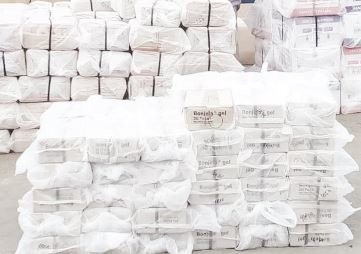40-ft container of Tramadol intercepted in Lagos