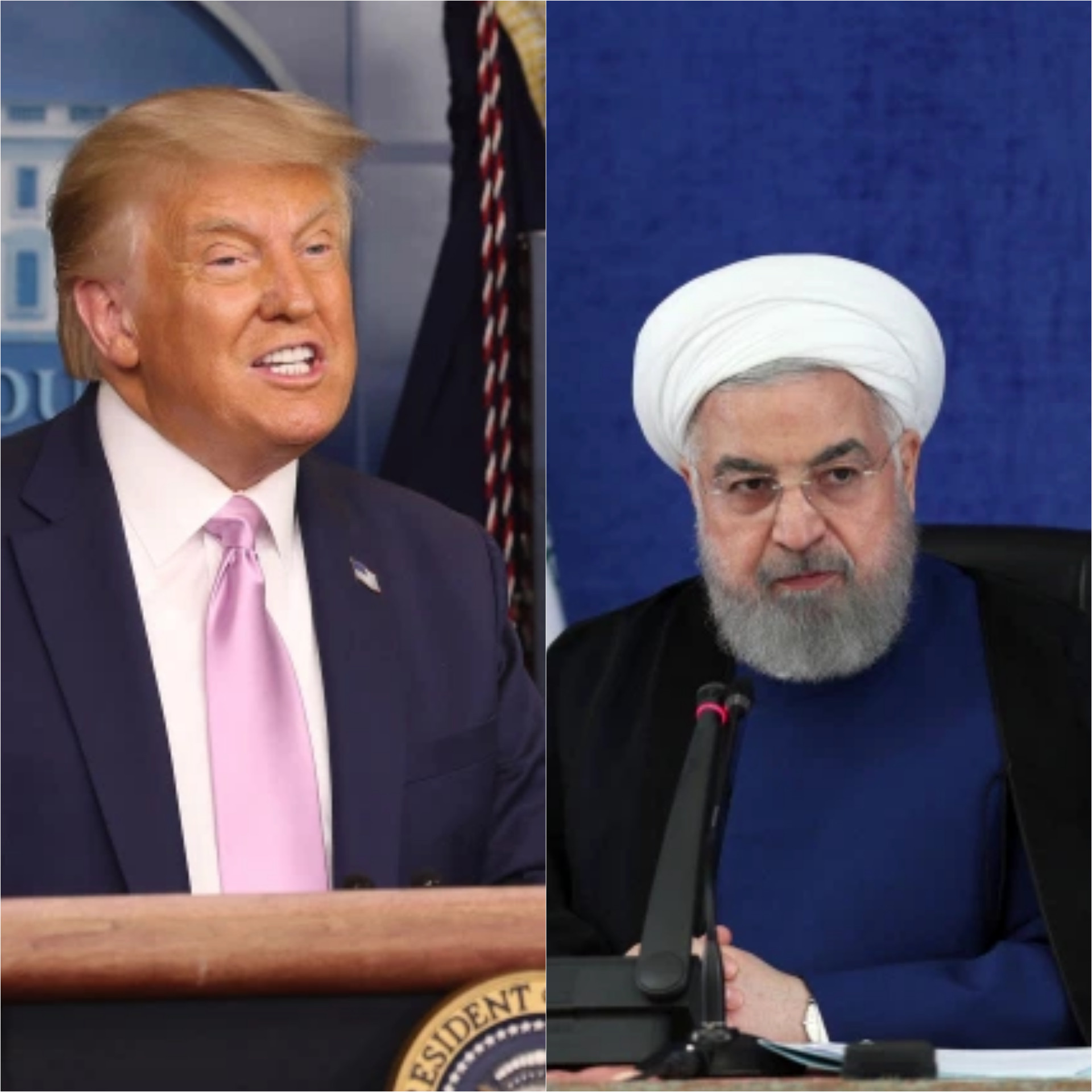 ?Iran will never have a nuclear weapon?- Trump demands reinstatement of all suspended UN sanctions on Iran
