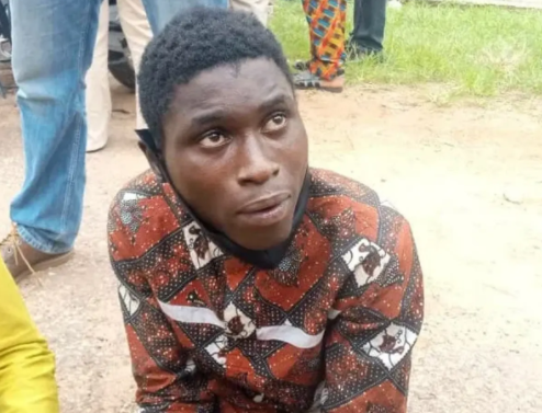 Police offers N500, 000 reward for any information that would help in the re-arrest of Ibadan serial killer suspect, Sunday Shodipe
