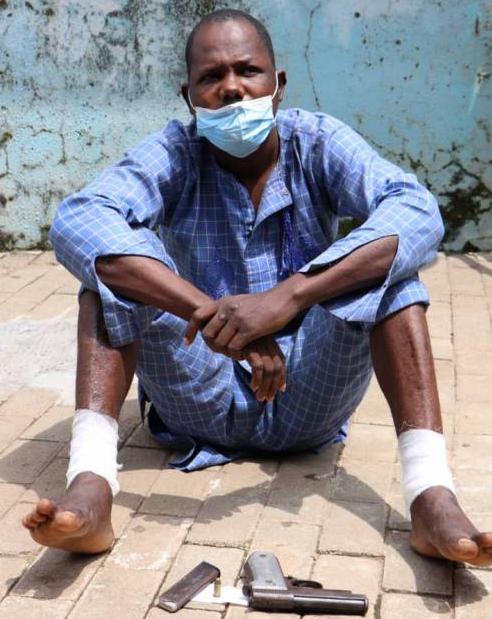 Police apprehend suspected killer of Abuja pharmacist