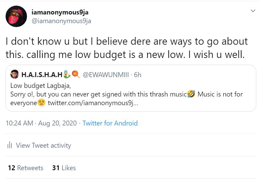 Shame To Fame: Upcoming artistes gets a mega record deal after being shamed on Twitter