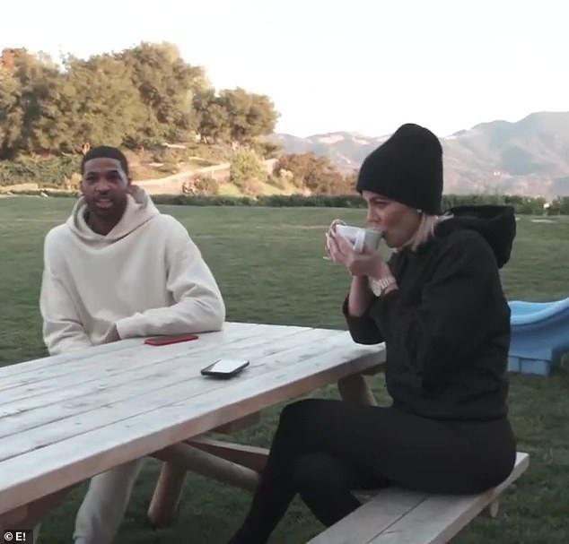 Tristan Thompson asked Khlo? Kardashian to move into his house