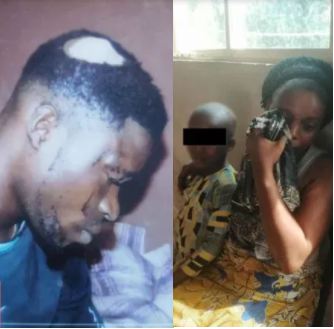 25-year-old widow calls on police to arrest her husband