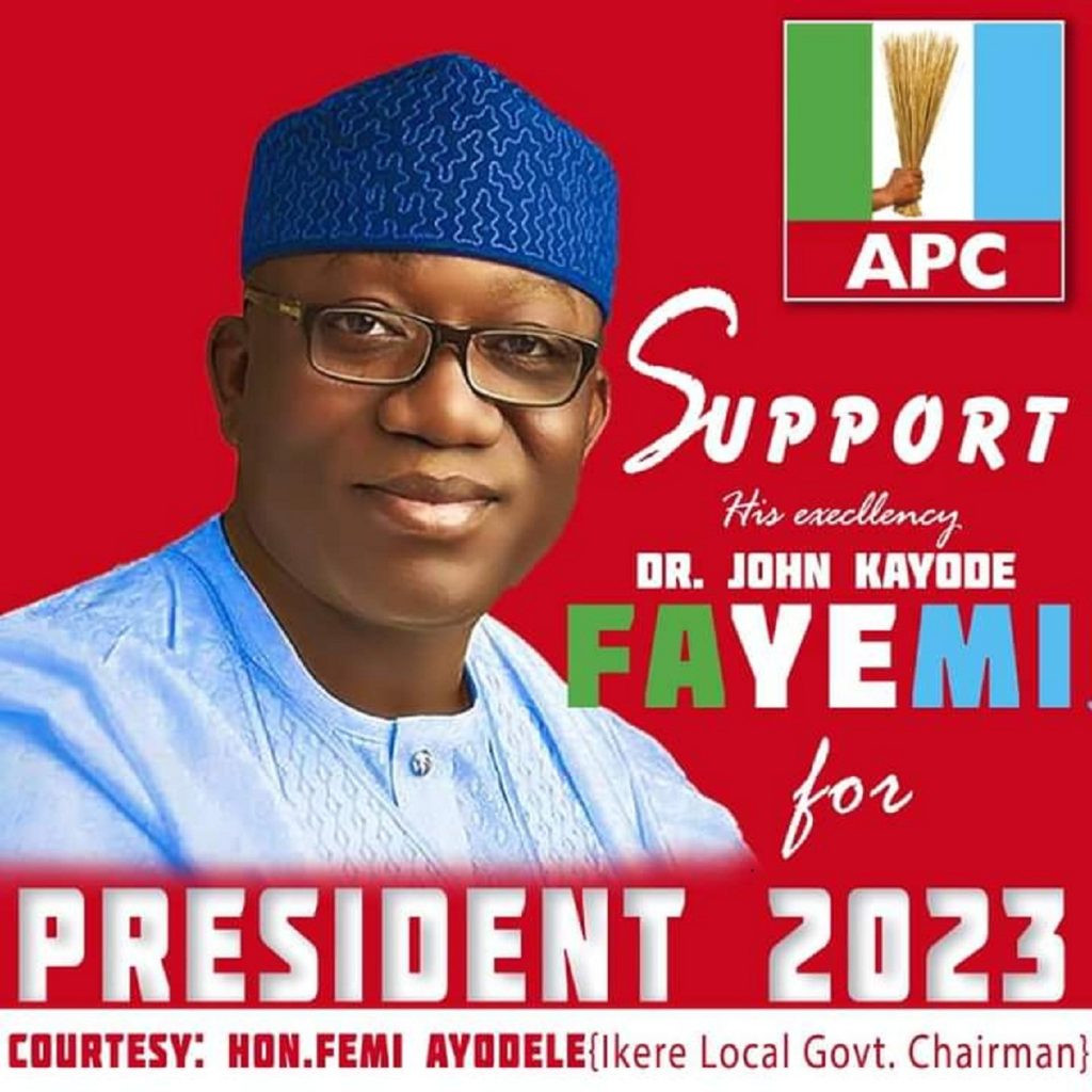 Ekiti Assembly suspends LG chairman over unauthorized presidential campaign for Governor Fayemi
