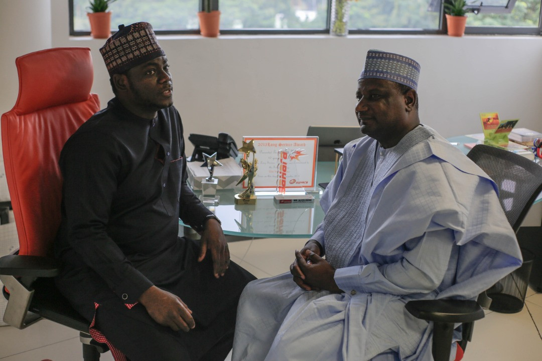 Nigerian oil mogul, Abdulrahman Bashir, denies being jailed in the UK