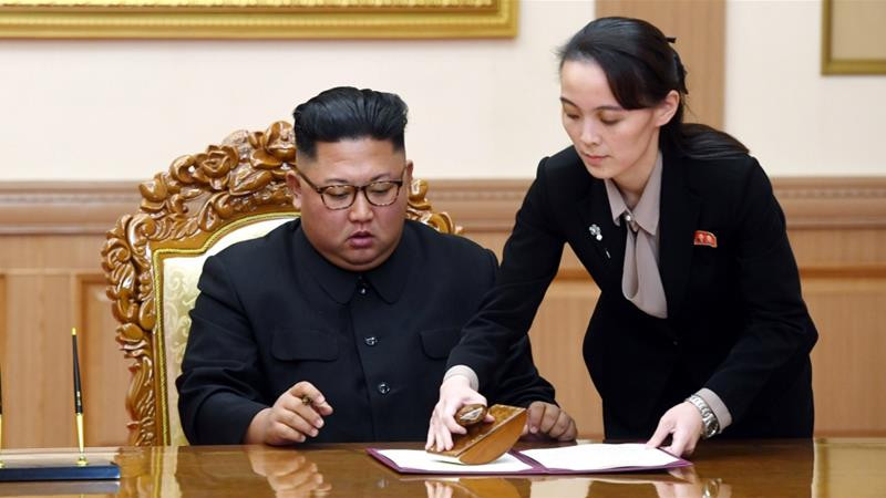 North Korean leader, Kim Jong-Un allegedly in a coma as his sister Kim Yo-jong is set to take over