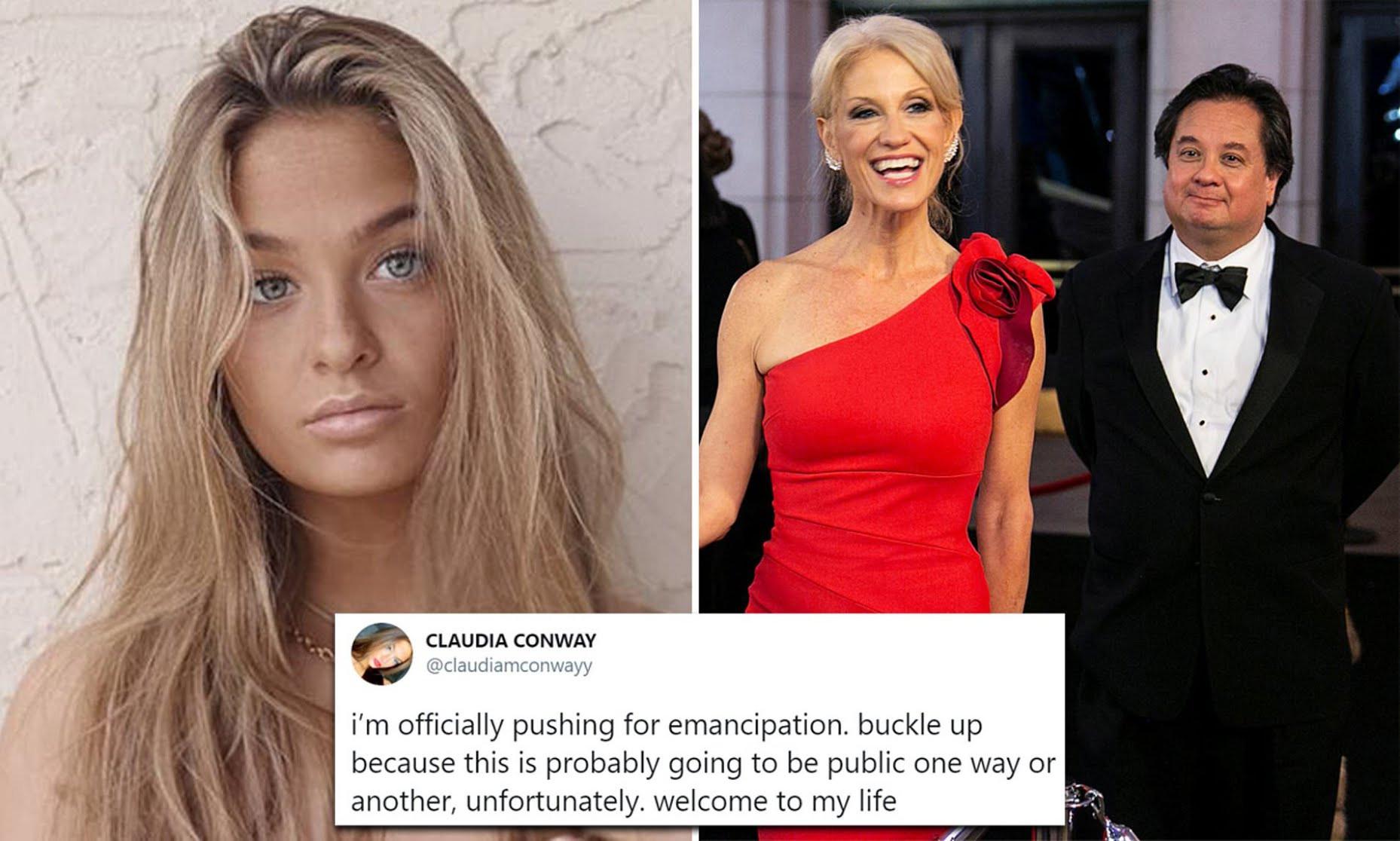 Trump adviser, Kellyanne Conway