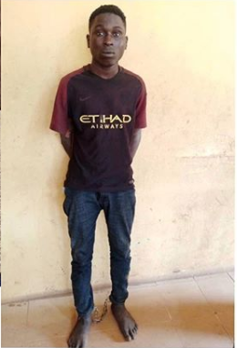 Suspected Ibadan serial killer, Sunday Shodipe narrates how he escaped from police custody
