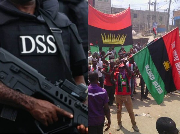 IPOB killed two of our operatives in Enugu - DSS