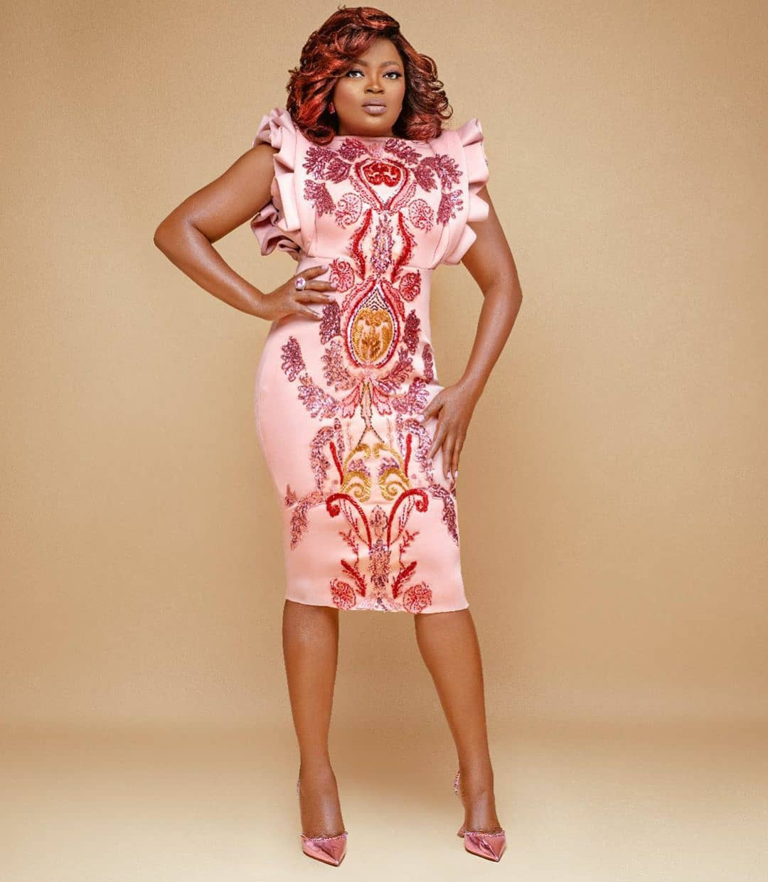 Funke Akindele-Bello shares stunning new photos as she turns 43