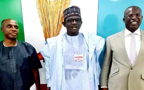 Governor Buni reconciles Amaechi and Sylva
