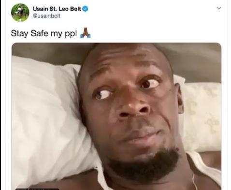 Usain Bolt confirms he
