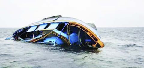 Boat driver arraigned in court by Lagos state government over death of 12 passengers
