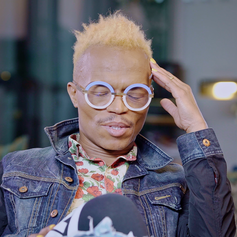 A woman in South Africa is safer with wild animals than at home or in the streets - Media personality, Somizi