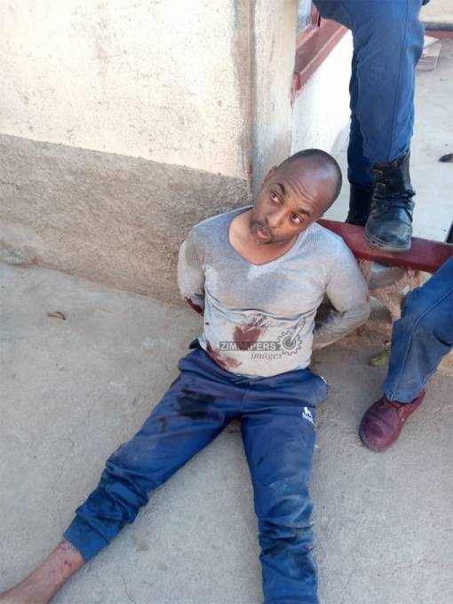 Zimbabwe?s most wanted armed robber arrested after 20 years of terror