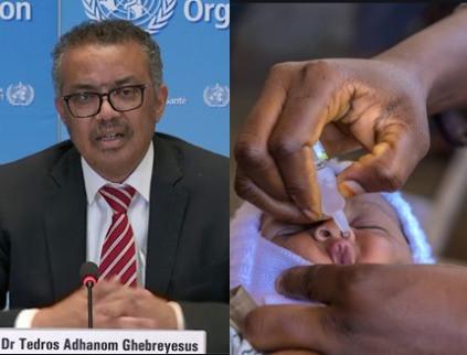 WHO declares Africa polio free