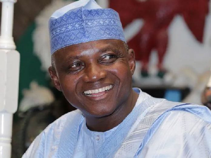 Many states asking for community policing can?t pay salaries - Garba Shehu