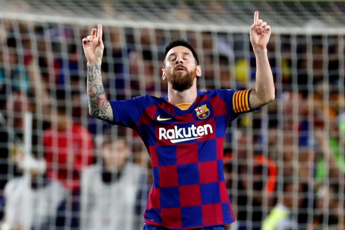 Lionel Messi tells Barcelona he wants to leave the club after holding crunch talks with new coach Ronald Koeman