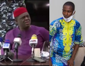 Daily Trust reacts to viral video of FFK lashing out at its reporter