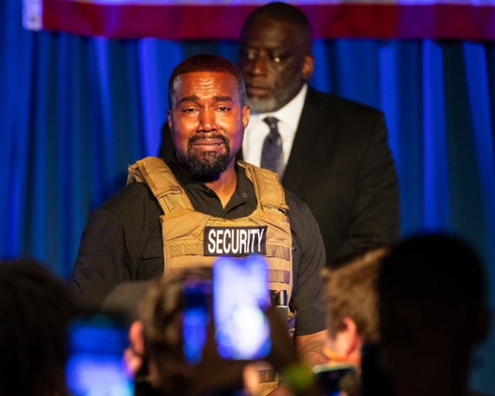 Kanye West fails to make November ballot in Missouri