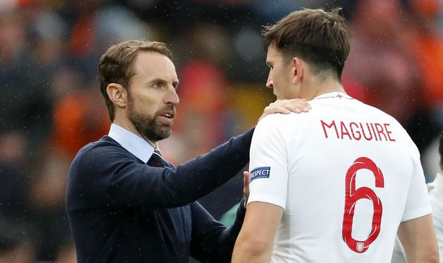 Manchester United captain, Harry Maguire loses his spot in England squad after being found guilty of assaulting and trying to bribe police in Greece