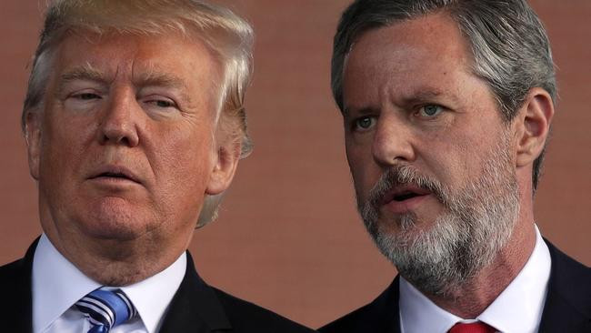 Pastor Jerry Falwell to receive $10.5 million in compensation after resigning from Liberty University and admitting his wife slept with a pool boy