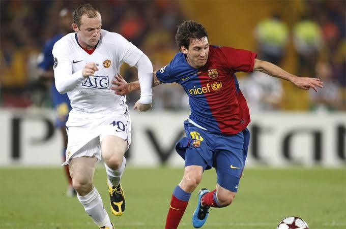 Lionel Messi at Man United or Man City would win him another Ballon d?Or - Wayne Rooney