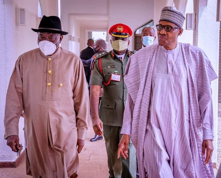 President Buhari presides over virtual Council of State meeting (photos)