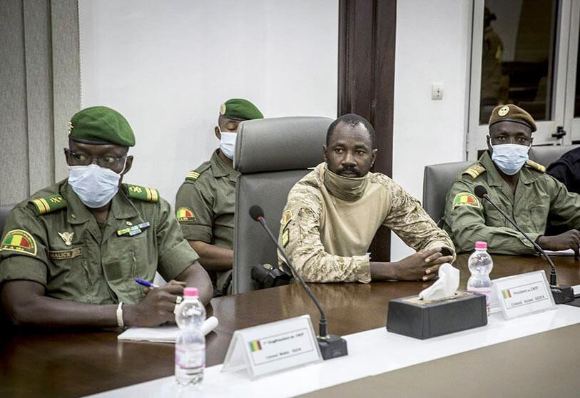 Mali junta releases ousted president Ibrahim Boubacar Keita a week after his arrest
